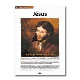 Jésus - dépliant 8 pages -