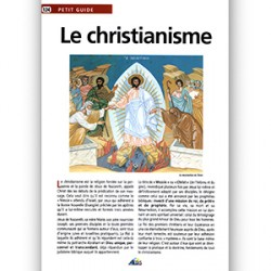 Le christianisme - dépliant 8 pages -