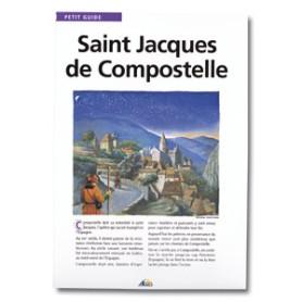 Saint Jacques de Compostelle - dépliant 8 pages -
