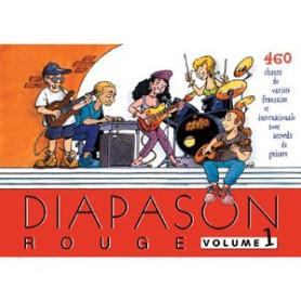Diapason rouge - Volume 1