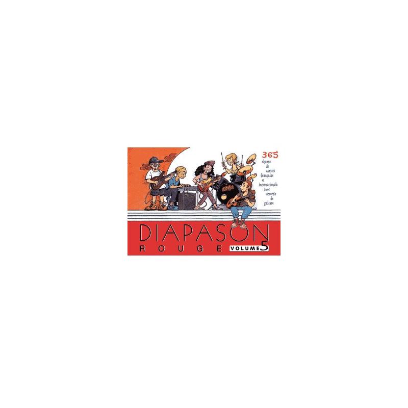 Diapason rouge - Volume 5