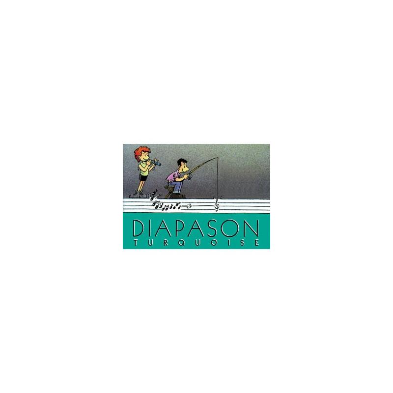Diapason turquoise - Volume 1
