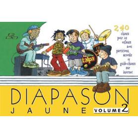 Diapason jaune - Volume 2