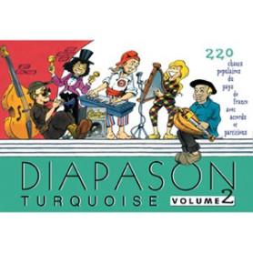 Diapason turquoise - Volume 2