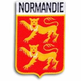 Insigne de Territoire NORMANDIE