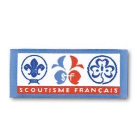 Insigne Scoutisme Français/Omms/Amge