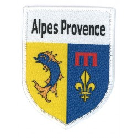 Insigne de Territoire ALPES-PROVENCE
