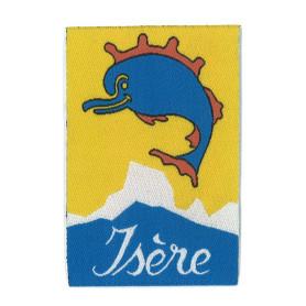 Insigne de Territoire ISÈRE