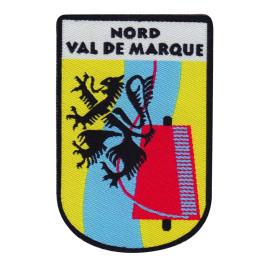 Insigne de Territoire NORD VAL DE MARQUE