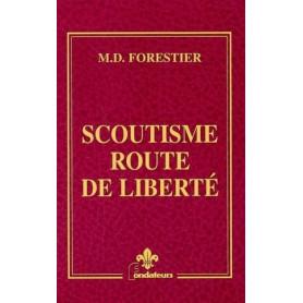 Scoutisme route de liberté
