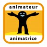 Insigne animateur/animatrice