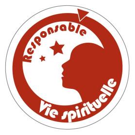 Insigne Responsable Vie spirituelle
