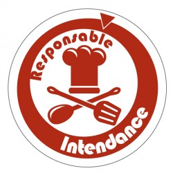 Insigne Responsable Intendance