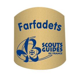 Bague de foulard Farfadets