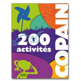 Copain : 200 activités