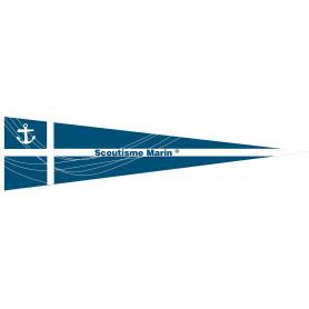 Flamme SGDF des Marins