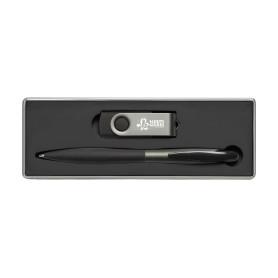 Coffret clé USB et stylo SGDF