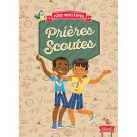 Cartes prières scoutes