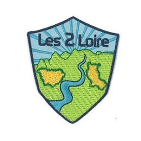 Insigne de Territoire LES DEUX LOIRE