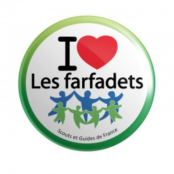 Badge Les farfadets