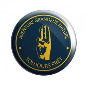"Badge ""promesse scoute "" SGDF"