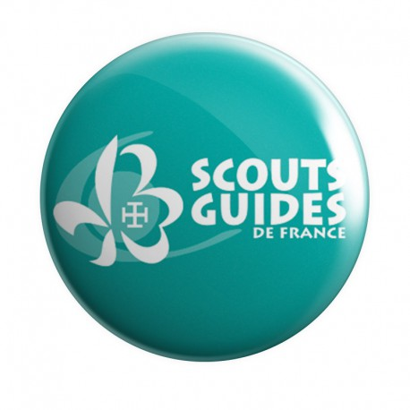 Badge SGDF