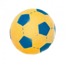 Ballon de foot en mousse