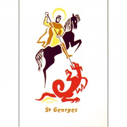 Carte postale de Saint Georges