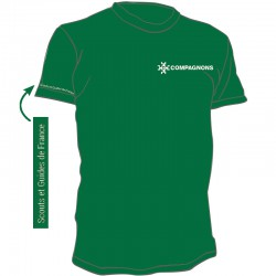 Tee-shirt Compagnons Taille XS