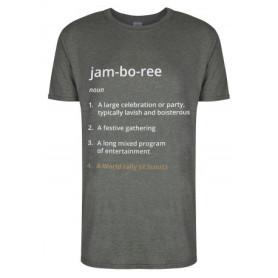 T-shirt « Jam-bo-ree »