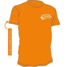 T-shirt enfant - Louveteaux / Jeannettes