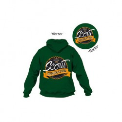 "Sweat zippé ""Scout Generation"""