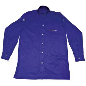 Chemise violette Cadres - modèle Femme