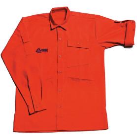 Chemise rouge Pionniers/ Caravelles - modèle jeune