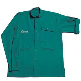 Chemise verte Compagnons