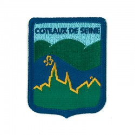 Insigne de Territoire COTEAUX DE SEINE