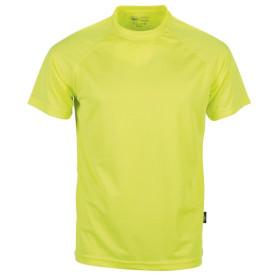 T-shirt sport homme - jaune