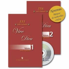 CD Rom Vive Dieu - Vol 1 et Vol 2
