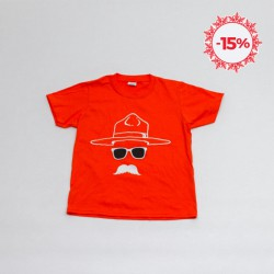 Tee-shirt enfant « BP is a hipster »