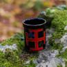 Mug croix de Jérusalem Scoute et Guide