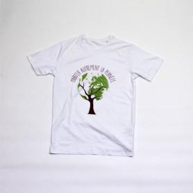 Tee-shirt « HALP » - coton bio