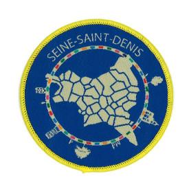 Insigne Territoire SEINE-SAINT-DENIS