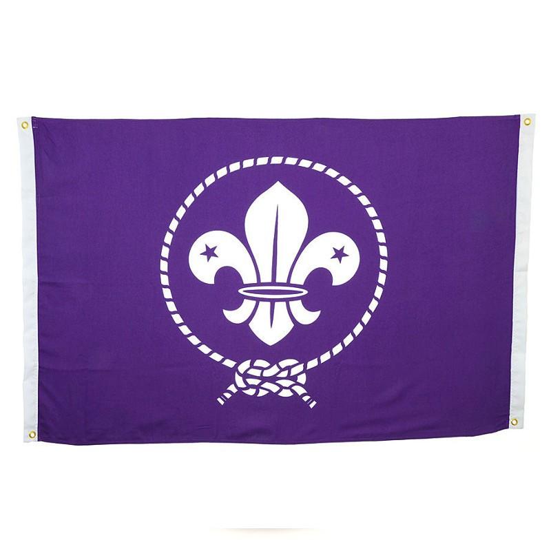 Drapeau du scoutisme mondial