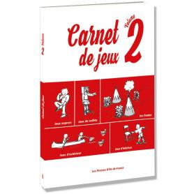 Carnet de jeux - volume 2
