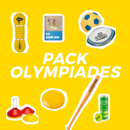 Pack Olympiades