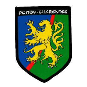 Insigne de Territoire POITOU CHARENTES