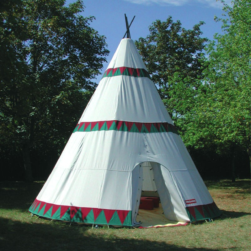 tipi indien haut de gamme la boutique du scoutisme. Black Bedroom Furniture Sets. Home Design Ideas