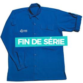 Chemise bleue Scouts/ Guides - modèle jeune