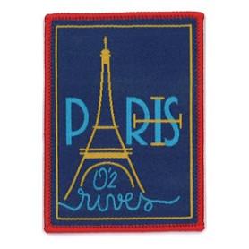 Insigne de territoire O'2 rives PARIS OUEST