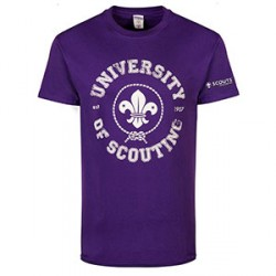 Tee - shirt « University of scouting » Taille XXL